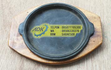 Hot Plate Bulat