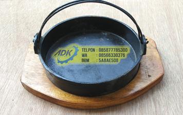Hot Plate Mangkuk